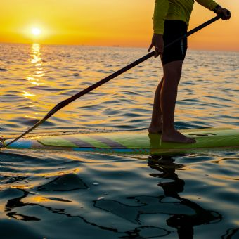 2-Hour Stand Up Paddleboard Rental