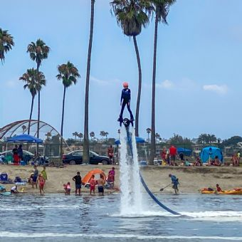 30 Minute Flyboarding Lesson