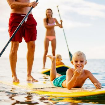 Coronado - Stand Up Paddle Board Rental