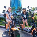 Coronado: GPS Scooter Tour & Ferry