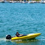 Drive Your Own Speed Boat Tour
