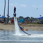 Flyboarding Lesson