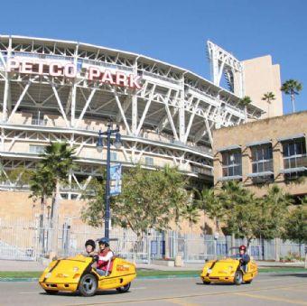 GoCar San Diego Tours: 30-Minute Navigational