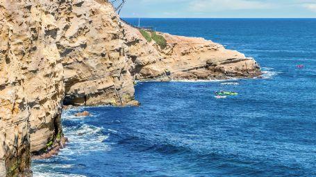 Guided La Jolla Sea Cave Kayak Tour