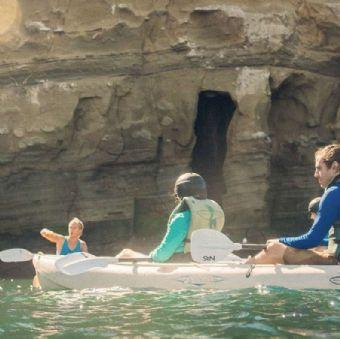 La Jolla Underwater Park: Kayak and Snorkel Tour