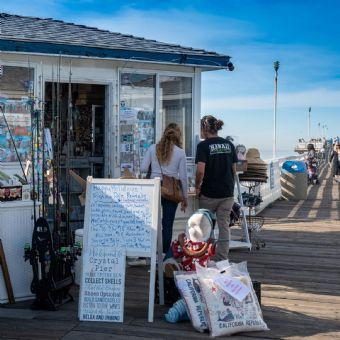 San Diego Pier Fishing