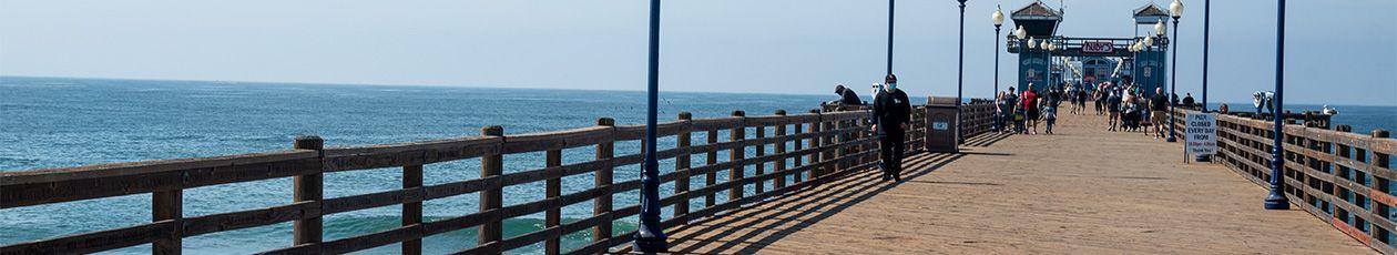 Oceanside Beaches