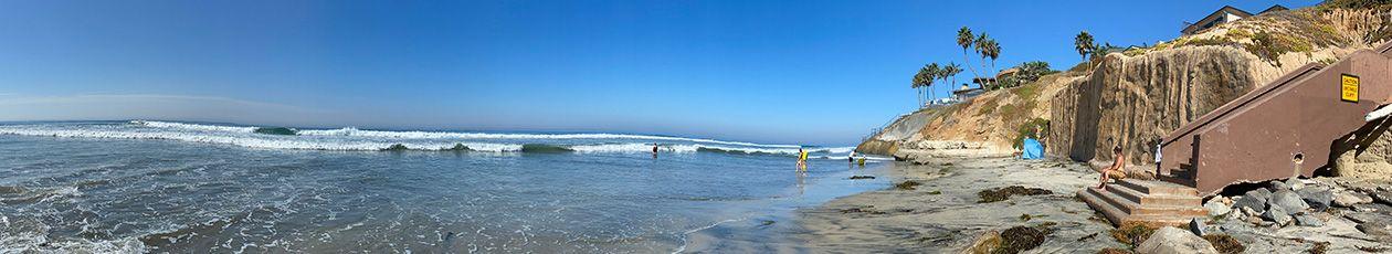 Terramar Beach