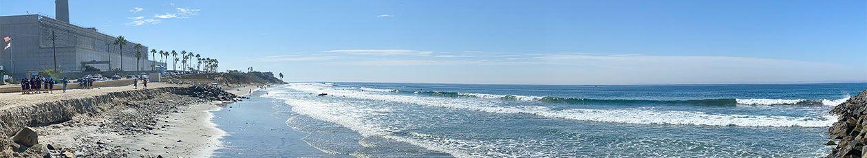 Warm Water Jetty Beach