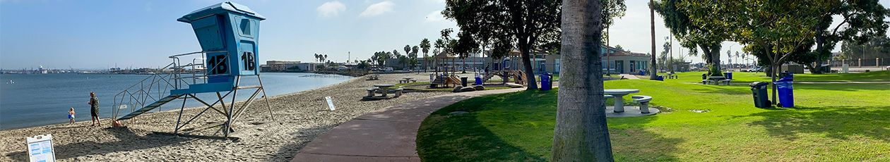 Glorietta Bay Park & Beach