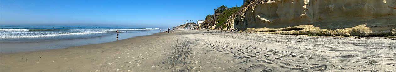 D Street Beach