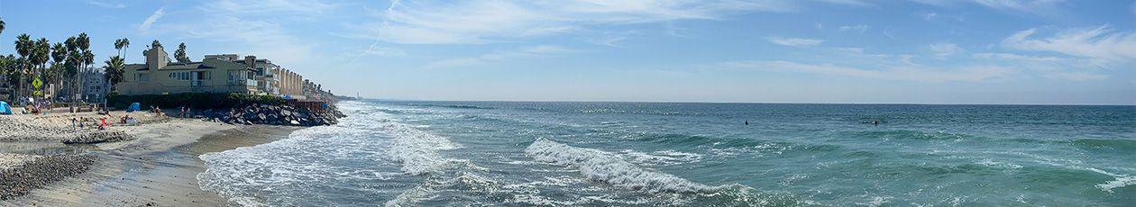 Oceanside Boulevard Beach & Buccaneer Beach