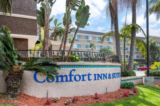Comfort Inn & Suites San Diego Zoo SeaWorld Area