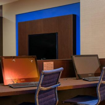 Business Center at Courtyard by Marriott Old Town