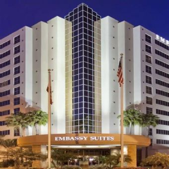 Exterior view at Embassy Suites by Hilton San Diego - La Jolla