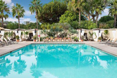 Outdoor Pool at Estancia La Jolla Hotel & Spa