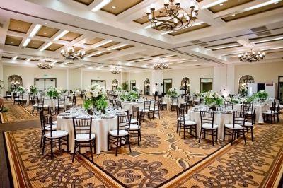 Wedding Ballroom Reception at Estancia La Jolla Hotel & Spa