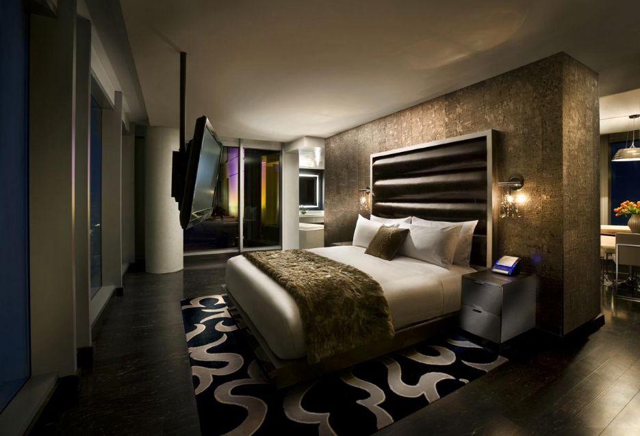 Rockstar multi platinum bedroom suite, Hard Rock Hotel San Diego