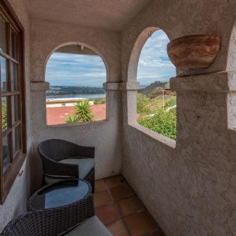 Balcony View at Kate Stanton Inn