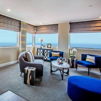 Suite View at La Valencia Hotel