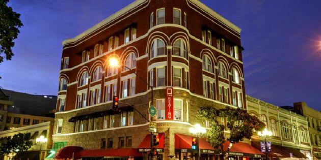 The Keating Hotel by Pininfarina
