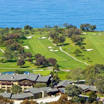 Outside View at The Lodge at Torrey Pines