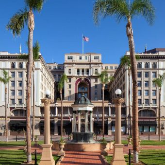 Exterior view, The US Grant, a Luxury Collection Hotel, San Diego