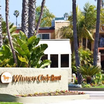 Exterior view of Winners Circle Resort